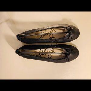 Black flats Ballerina .size 9/memory foam  New